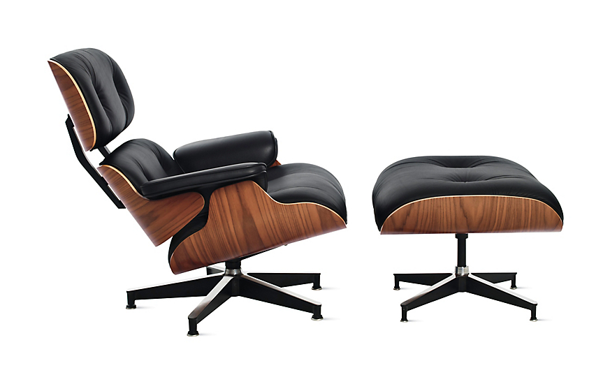 Eames Lounge Chair And Ottoman From Kit Interior Objects, From $6,200