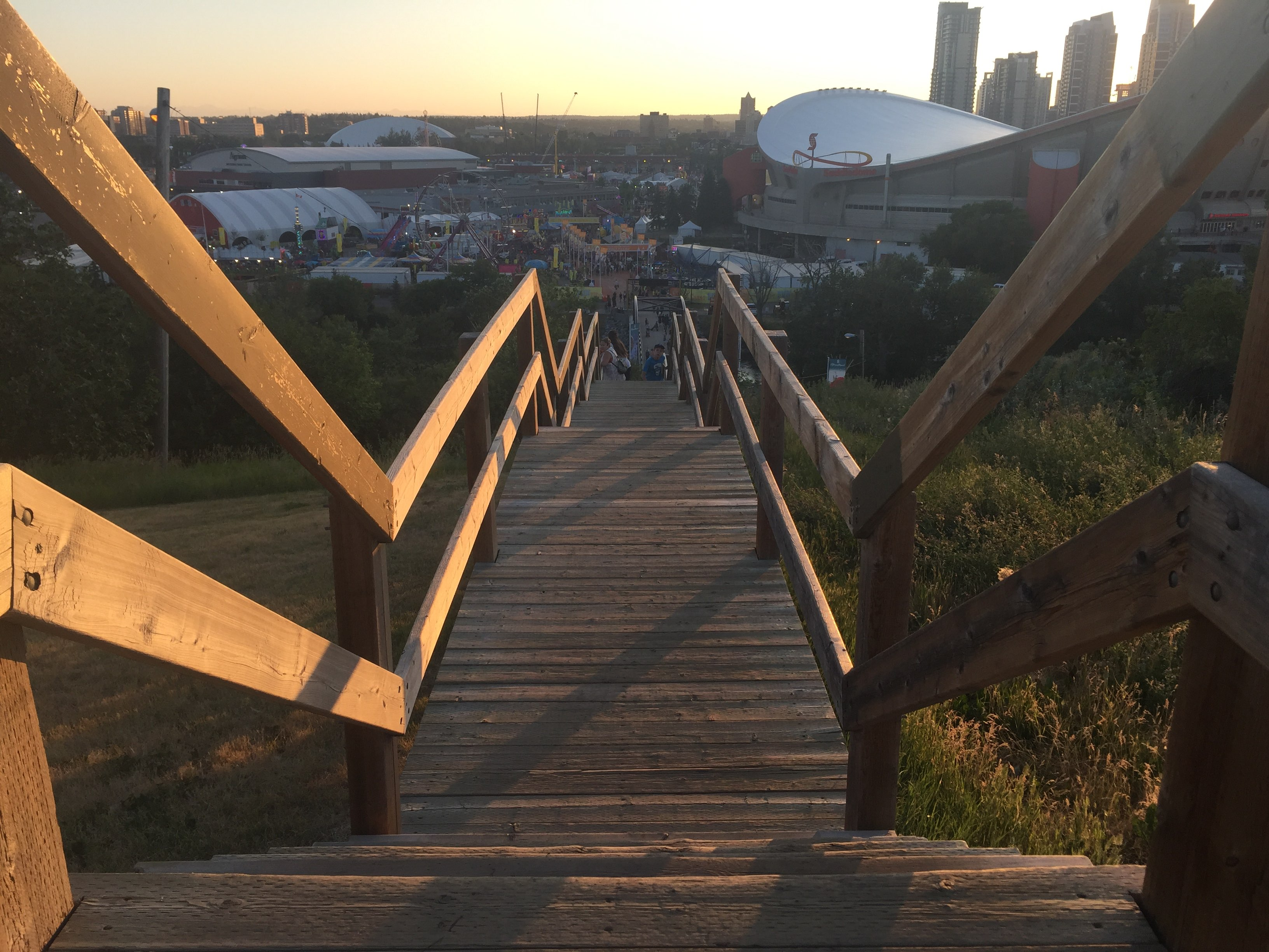 6 Outdoor Stairs To Run In Calgary That Aren T The