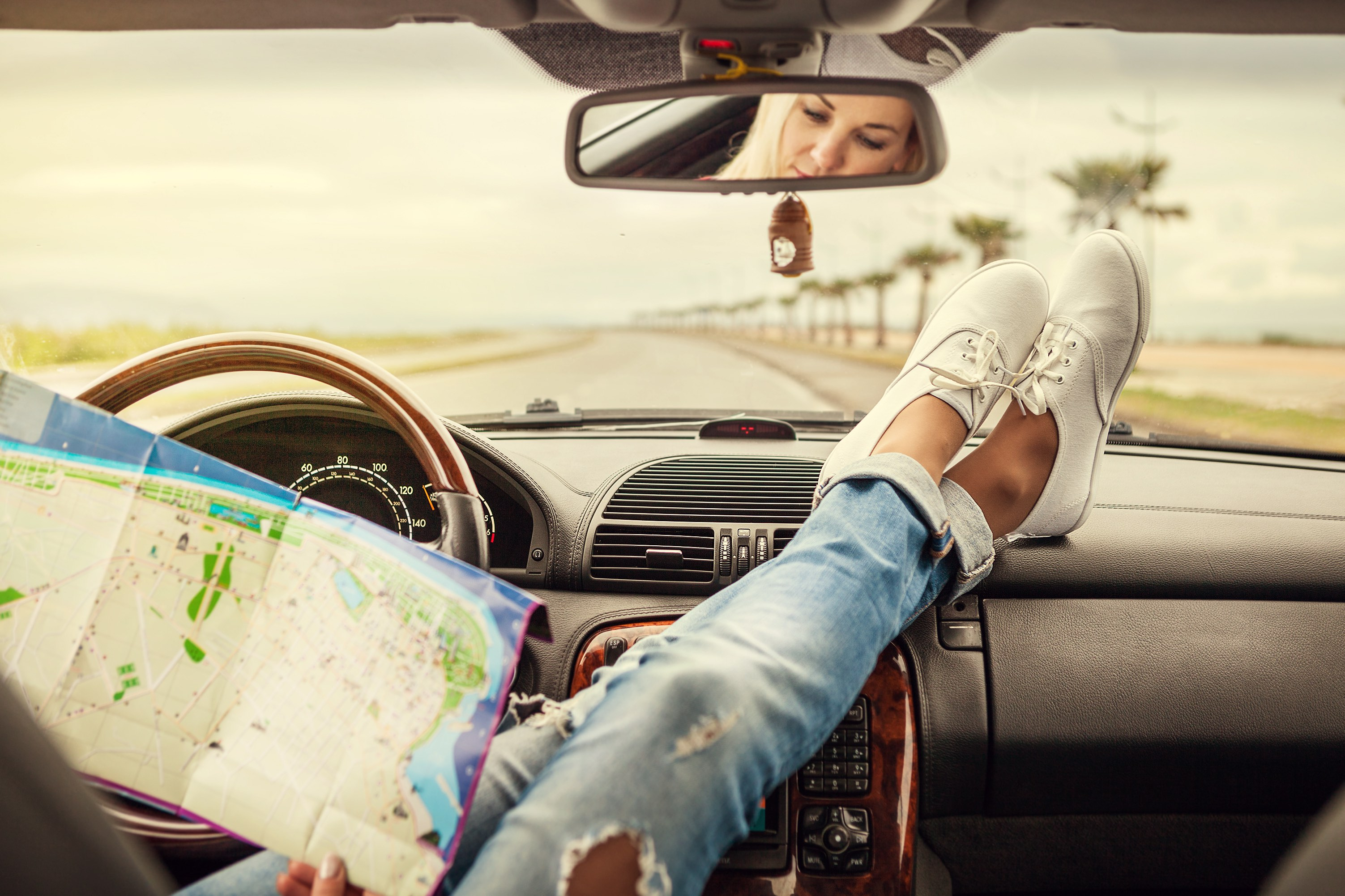 5 Podcasts to Listen to On Your Next Roadtrip