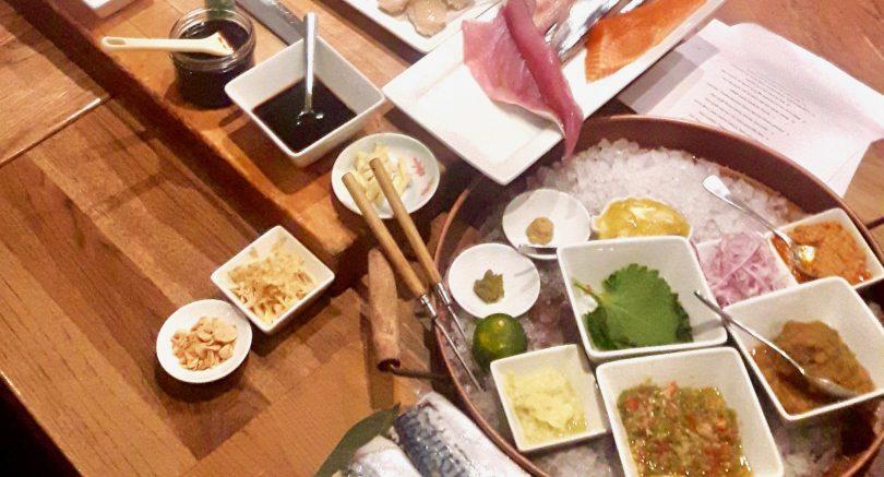 Omakase Sushi Experience