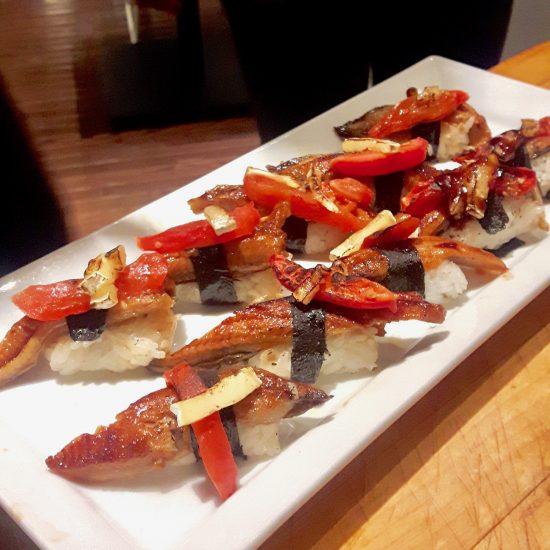Omakasa sushi experience