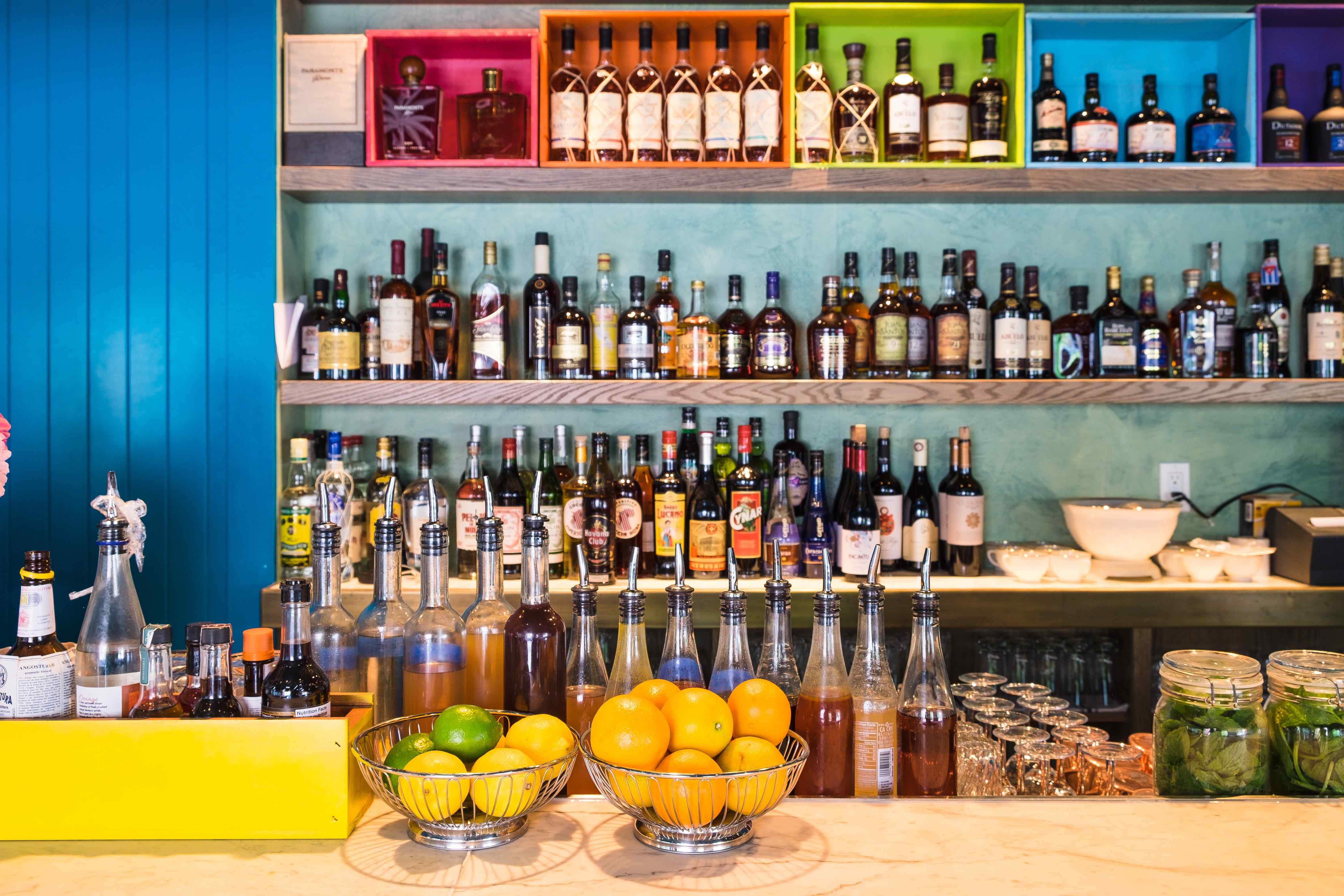 Ricardo's hideaway clement rum