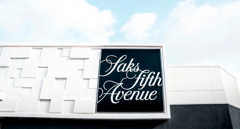 Saks Fifth Avenue Brings \