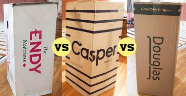 endy-vs-douglas-vs-casper-best-mattress-review